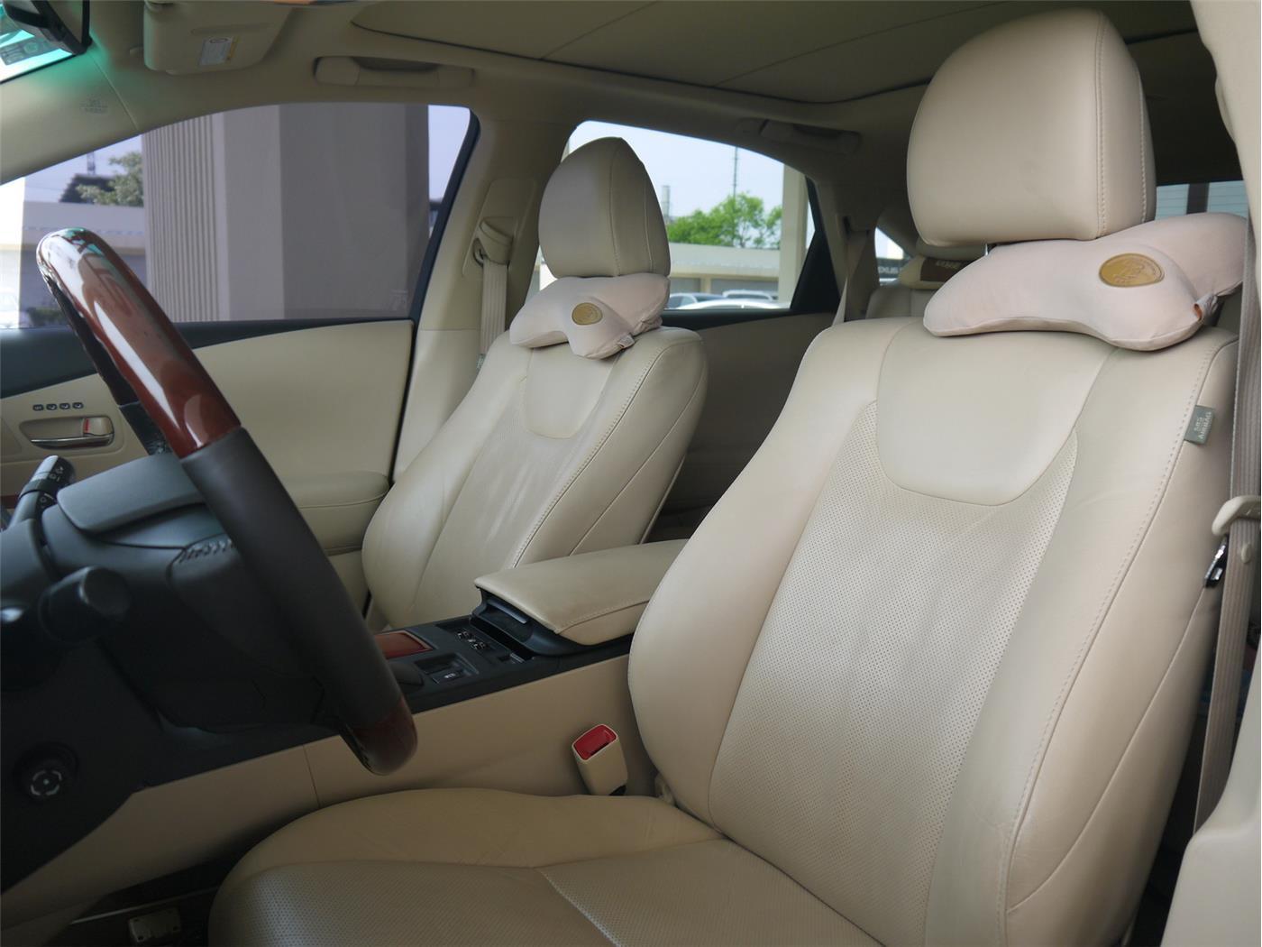 雷克萨斯RX 450h 3.5 CVT四驱油电混合[200901]