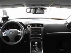雷克萨斯IS 250 2.5 A/MT后驱风驰版[201008]