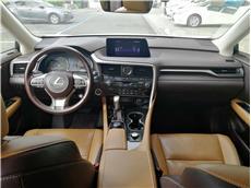雷克萨斯RX 450h 3.5 CVT四驱油电混合典雅版[201511]