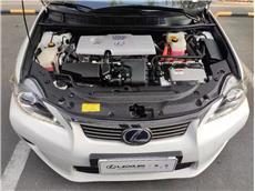 雷克萨斯CT 200h 1.8 CVT ECVT油电混合领先版[201212]