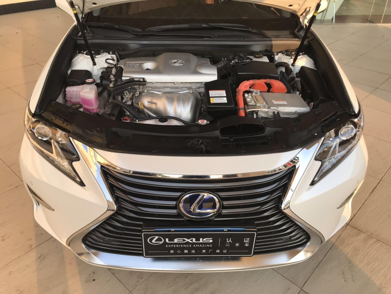 雷克萨斯ES 300h 2.5 CVT油电混合舒适版[201508]