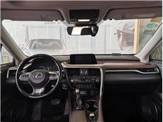 雷克萨斯RX 450h 3.5 CVT四驱油电混合豪华版[201511]