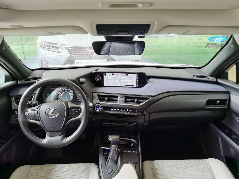 雷克萨斯UX 2.0 CVT 260h探享版前驱油电混合(国Ⅴ)[201901]