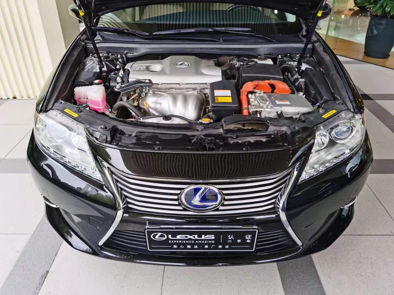 雷克萨斯ES 300h 2.5 CVT油电混合精英版[201408]