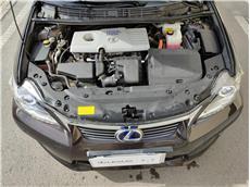 雷克萨斯CT 200h 1.8 CVT ECVT油电混合领先版[201110]