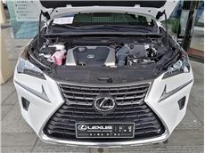 雷克萨斯NX 200 2.0 CVT四驱锋尚版(国Ⅴ)[201806]