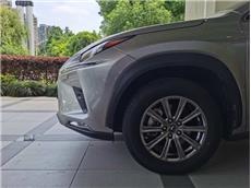 雷克萨斯NX 300h 2.5 CVT前驱锋尚版油电混合(国Ⅴ)[201909]