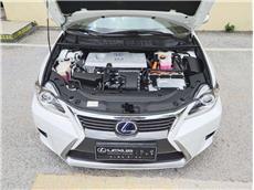 雷克萨斯CT 200h 1.8 CVT油电混合舒适版单色[201401]