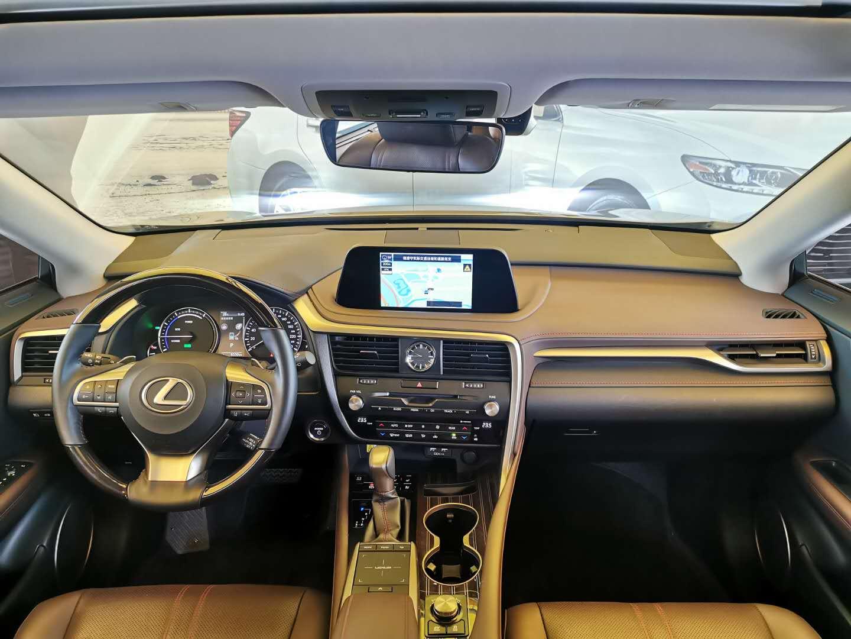 雷克萨斯RX 450hL 3.5 CVT四驱豪华版6座油电混合[201909]