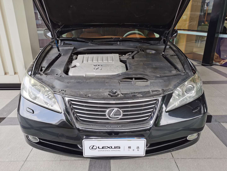 雷克萨斯ES 350 3.5 A/MT豪华型[200909]