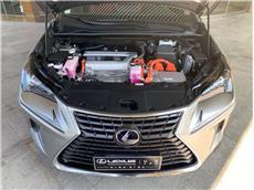 雷克萨斯NX 300h 2.5 CVT前驱锋尚版油电混合[201806]