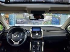 雷克萨斯NX 300h 2.5 CVT四驱油电混合锋致版[201411]