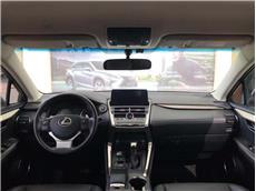 雷克萨斯NX 300 2.0T A/MT前驱锋行版[201805]