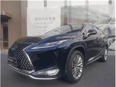 雷克萨斯RX 450hL 3.5 CVT四驱尊贵版6座油电混合(国Ⅴ)[201909]