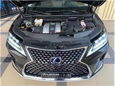 雷克萨斯RX 450hL 3.5 CVT四驱典雅版7座油电混合[201909]