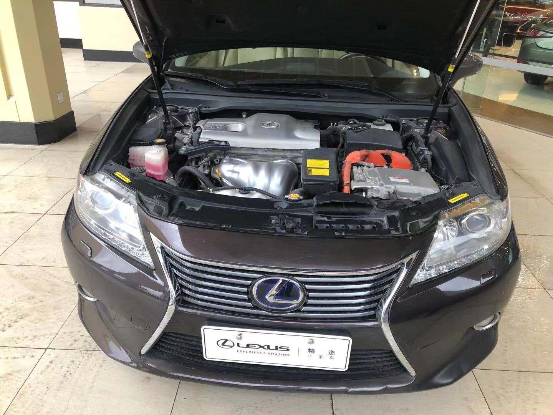 雷克萨斯ES 300h 2.5 CVT精英版油电混合[201207]