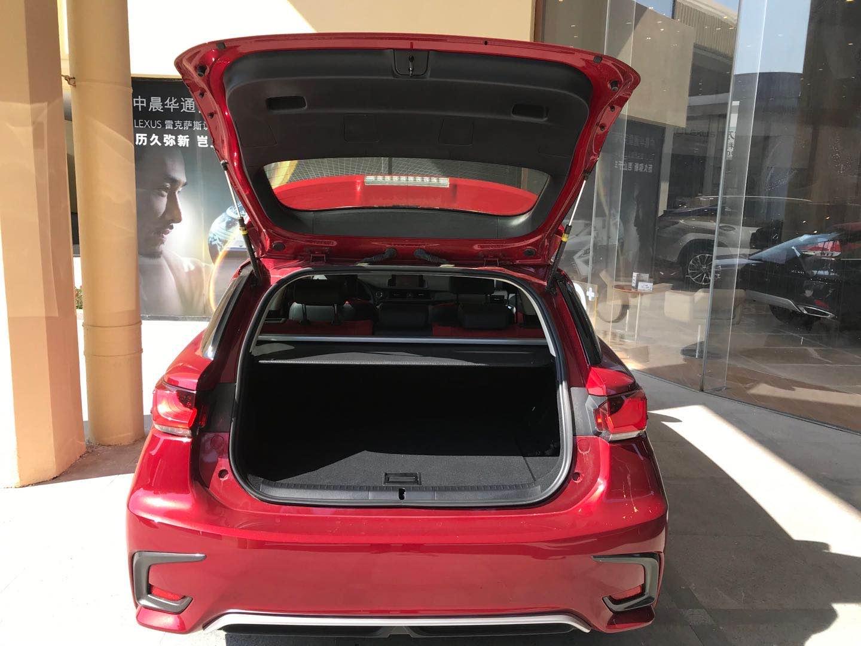 雷克萨斯CT 200h 1.8 CVT舒适版单色油电混合[201709]