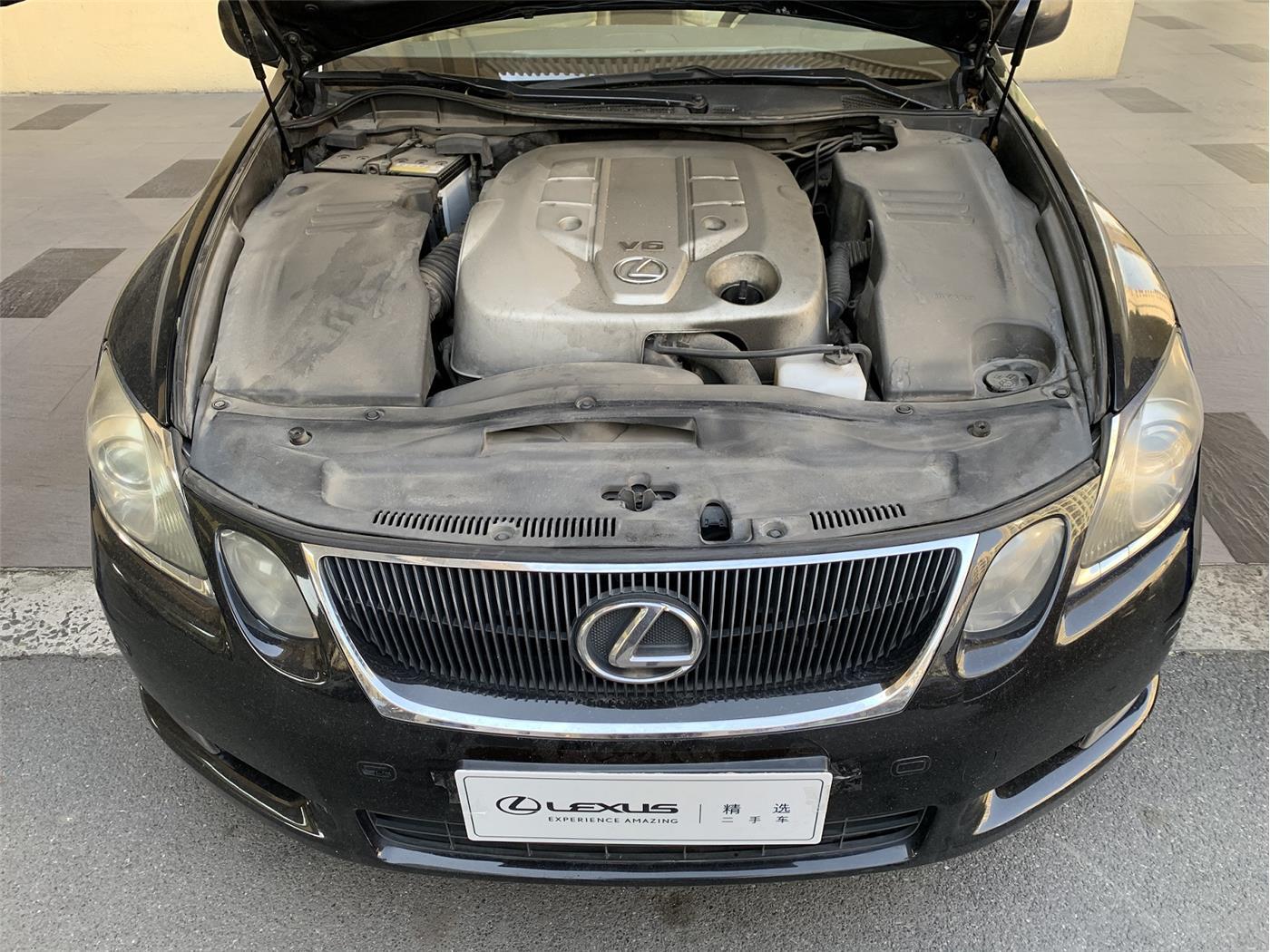 雷克萨斯GS 300 3.0 A/MT后驱豪华型[200503]