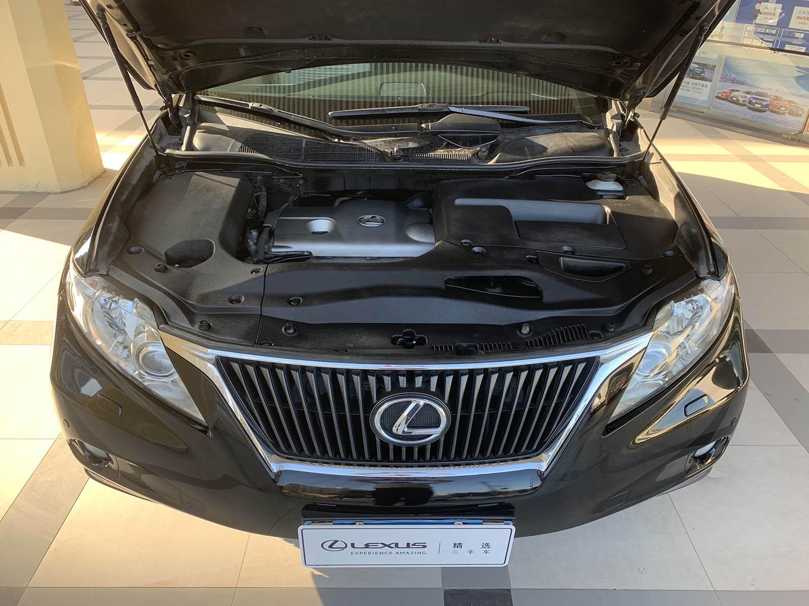 雷克萨斯RX 270 2.7 A/MT前驱豪华版[201203]