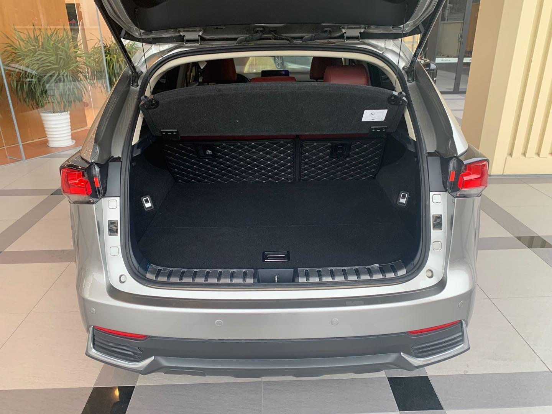 雷克萨斯NX 200 2.0 CVT前驱锋行版(国Ⅵ)[201805]