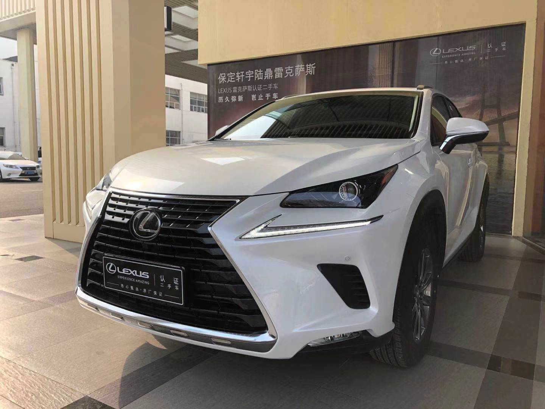雷克萨斯NX 200 2.0 CVT四驱锋尚版(国Ⅵ)[201909]