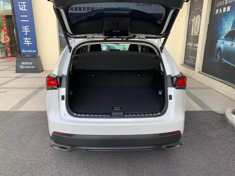 雷克萨斯NX 300 2.0T A/MT前驱锋行版(国Ⅴ)[201909]