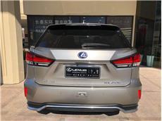 雷克萨斯RX 450hL 3.5 CVT四驱豪华版7座油电混合[201909]