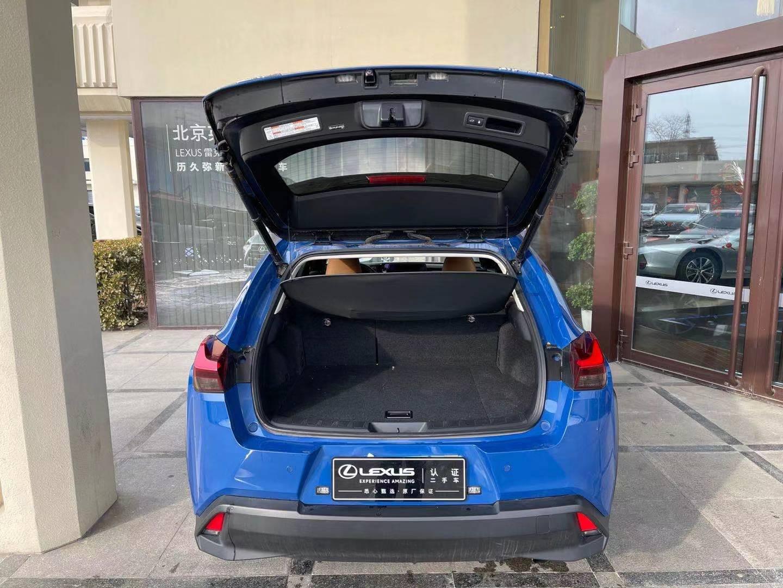 雷克萨斯UX 2.0 CVT 260h探享版前驱油电混合(国Ⅵ)[201901]