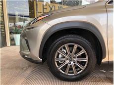 雷克萨斯NX 300h 2.5 CVT四驱锋致版油电混合(国Ⅵ)[201909]