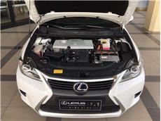雷克萨斯CT 200h 1.8 CVT舒适版单色油电混合[201401]