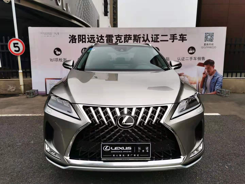 雷克萨斯RX 300 2.0T A/MT四驱典雅版(国Ⅵ)[201910]