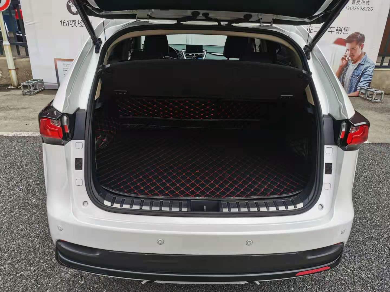 雷克萨斯NX 200 2.0 CVT四驱锋尚版[201509]