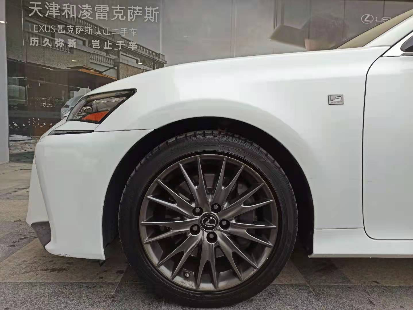 雷克萨斯GS 200t 2.0T A/MT后驱F SPORT[201604]