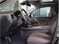 雷克萨斯RX 450h 3.5 CVT改款四驱典雅版油电混合[202007]