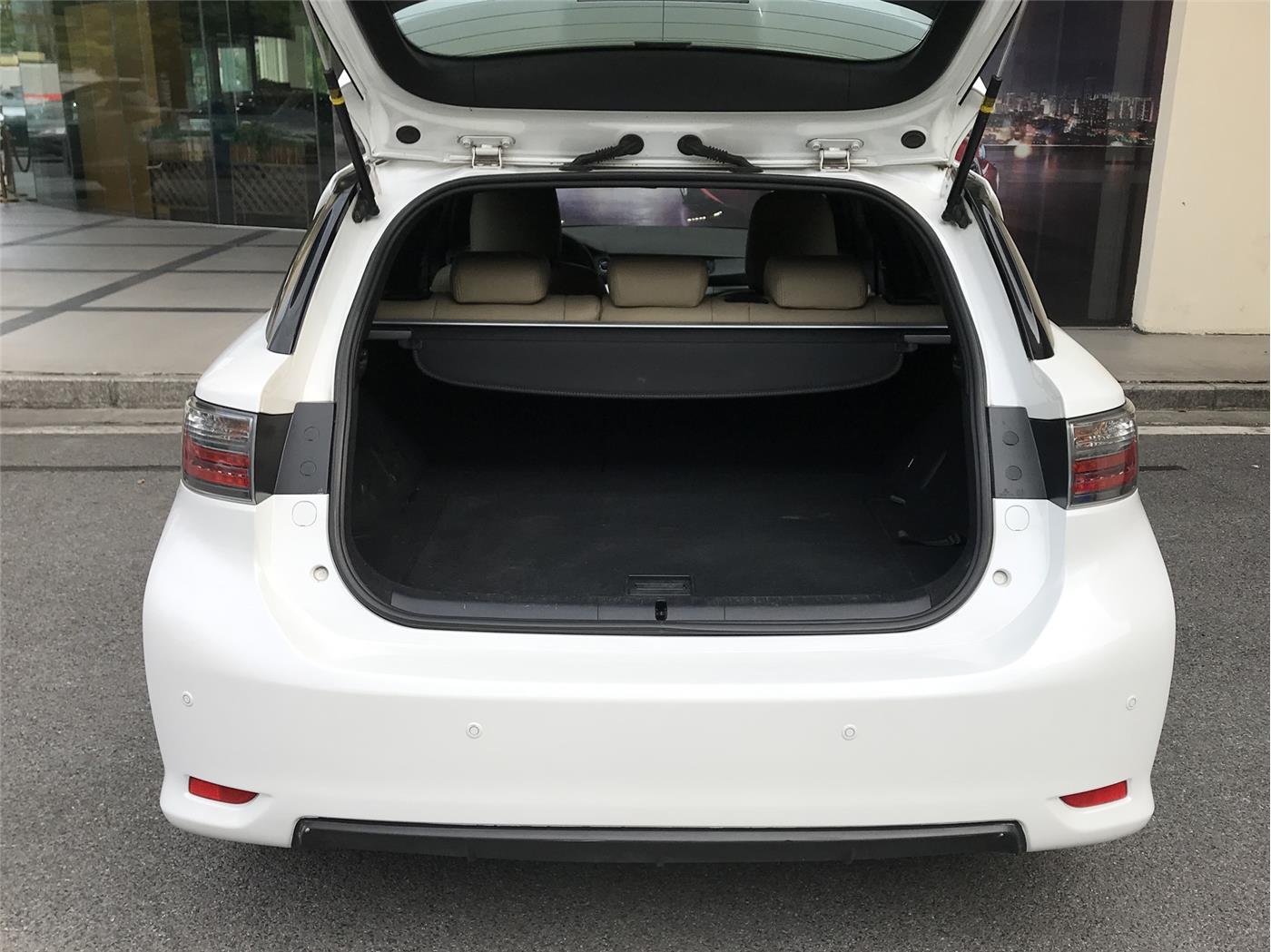 雷克萨斯CT 200h 1.8 CVT F Sport油电混合[201110]
