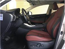 雷克萨斯NX 300h 2.5 CVT前驱锋尚版油电混合[201411]