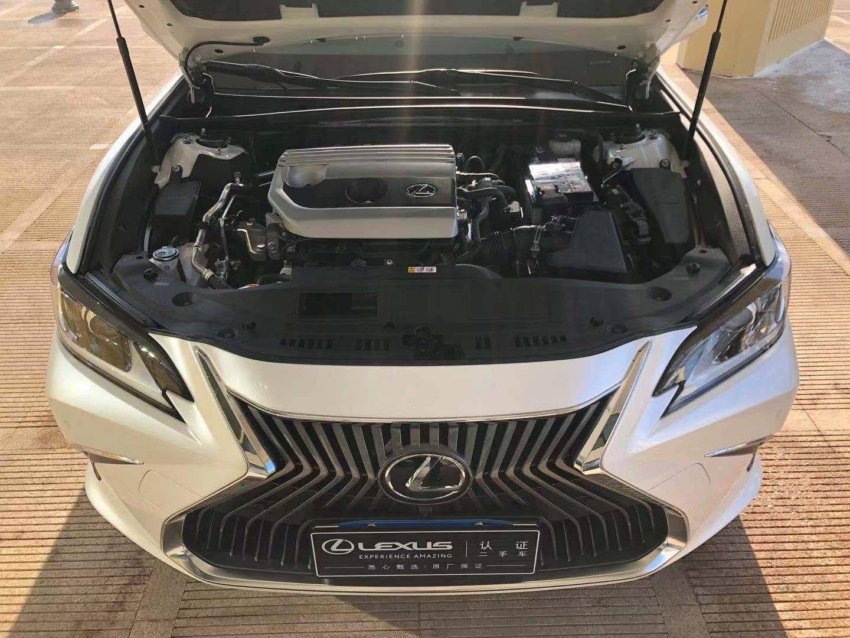 雷克萨斯ES 200 2.0 CVT卓越版[201910]
