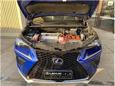 雷克萨斯NX 300h 2.5 CVT四驱F SPORT油电混合[201708]