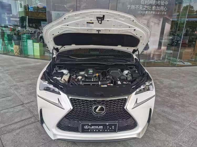 雷克萨斯NX 200t 2.0T A/MT四驱F Sport[201509]