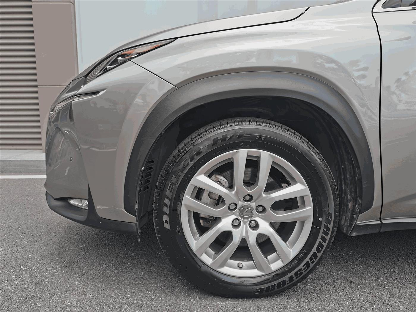 雷克萨斯NX 300h 2.5 CVT四驱锋致版油电混合[201411]