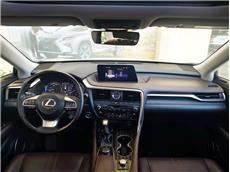 雷克萨斯RX 450h 3.5 CVT四驱豪华版油电混合[201511]