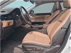 雷克萨斯ES 300h 2.5 CVT舒适版油电混合[201508]