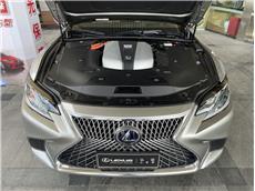 雷克萨斯LS 500h 3.5 CVT后驱行政版油电混合[201801]