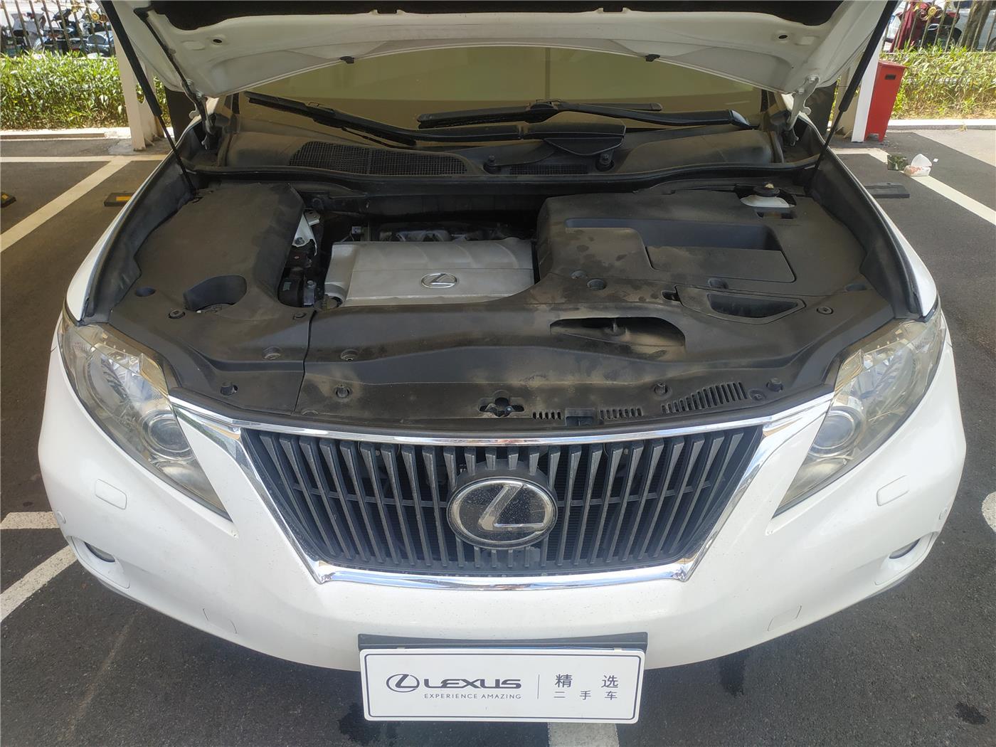 雷克萨斯RX 350 3.5 A/MT四驱尊贵版[200903]